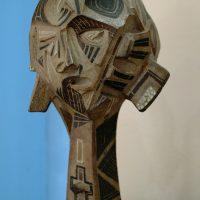 Cabeza Africana Stone Ware