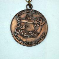 Campeonato Mundial De Arte En Hielo Alska 2003
