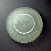Campeonato Mundial Escultura En Hielo Suecia 2000 1