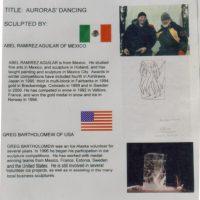 Cartel De Artistas Y Proyecto