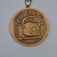 Concurso Mundial Escultura En Hielo Fairbanks Alaska 1996
