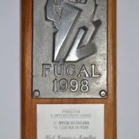Fundacion Amuchastegui 1998