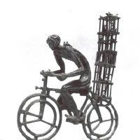 Paseador En Bici