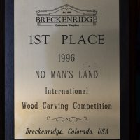 Primer Lugar Breckenridge Colorado Usa 1996