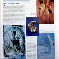 REPORTAJE EN LA REVISTA ARTE AL DIA